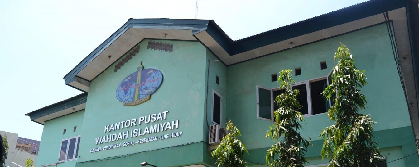 Kantor DPP Wahdah Islamiyah