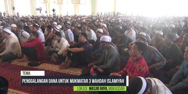 Wahdah Islamiyah, Sejuta Cinta untuk Indonesia