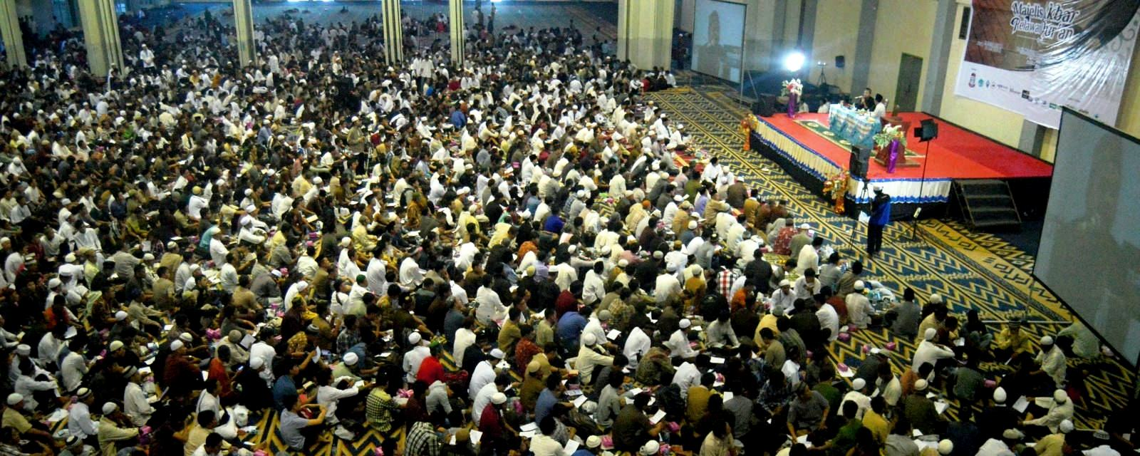 Majelis Akbar Relawan Al Quran