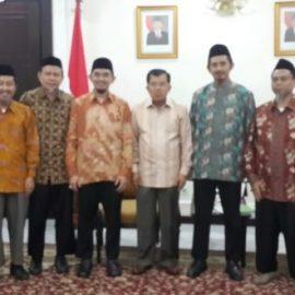 Wapres Jusuf Kalla Siap Buka Muktamar Wahdah Islamiyah