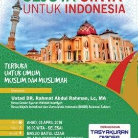 TABLIGH AKBAR  SEJUTA CINTA UNTUK INDONESIA TARAKAN