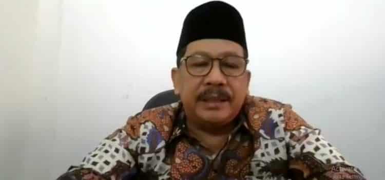 Apresiasi Wahdah Islamiyah, Wamenag: Umat dan Ormas Islam Harus Sinergi Bangun Bangsa