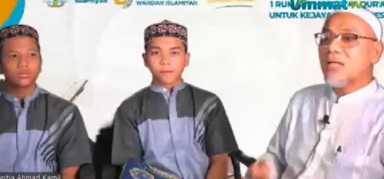 Enam Trik Jitu Hafal Qur'an Bagi Orang Sibuk Ala Buya Ike Muttaqin